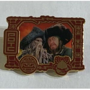 2008 Disney Trading Pin Pirates of the Caribbean